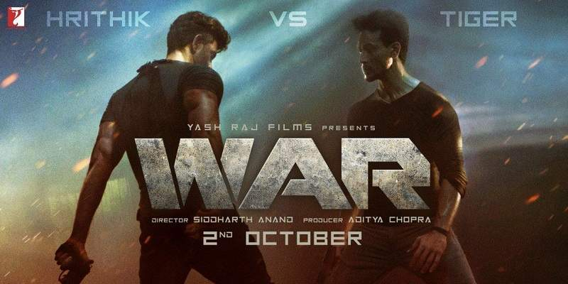 War Hindi Movie Poster