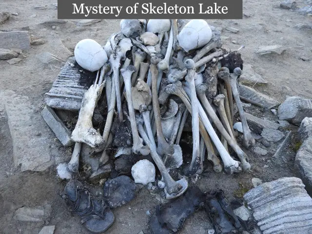 Mystery of Skeleton Lake