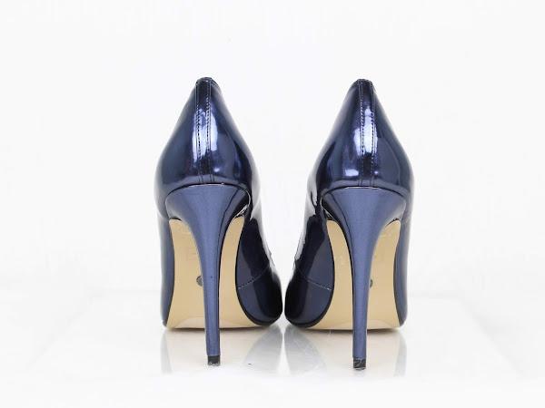 New Heels - Dune Aiyana Blue
