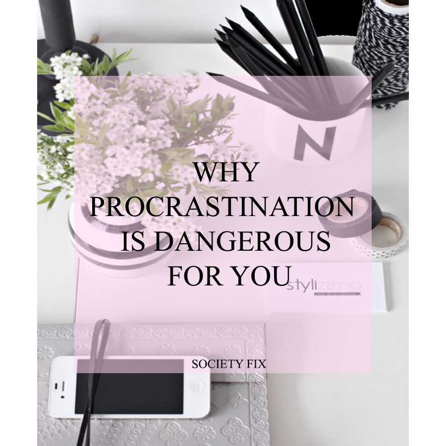 The real danger on procrastination is not passing the deadline, the real danger when there is no deadline in the first place to pass and you procrastinate the act your entire life.