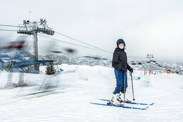 narty w Tyliczu