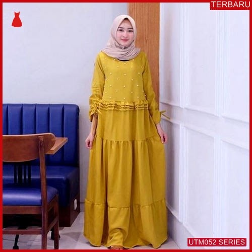 UTM052M49 Baju Miyasha Muslim Maxi UTM052M49 034 | Terbaru BMGShop