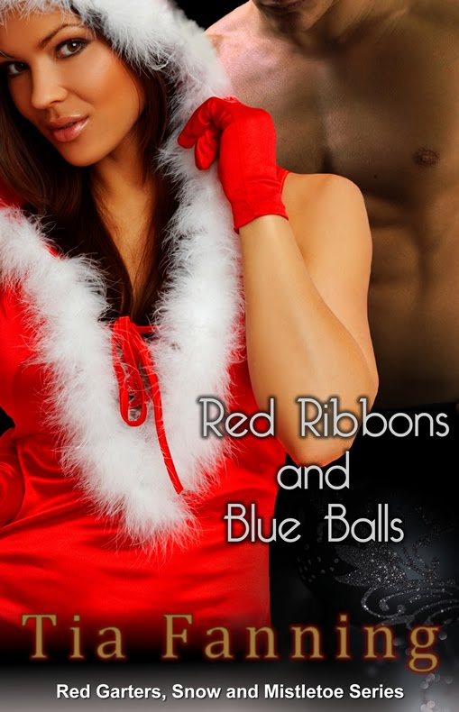 Red Ribbons and Blue Balls