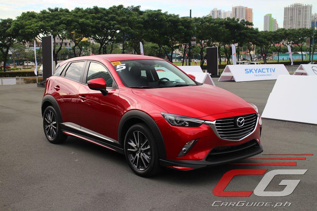 Mazda Philippines Shows Off 2018 Cx 3 W 9 Photos