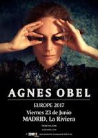 Concierto de Agnes Obel en La Riviera