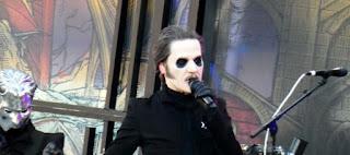 Tobias Forge, líder de Ghost.