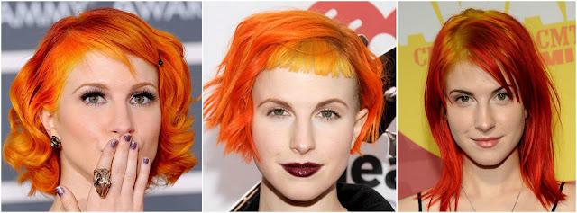 Hayley-Williams-cantora-cabelo-vermelho-laranja-cor-de-fogo
