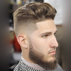 hair cut for men