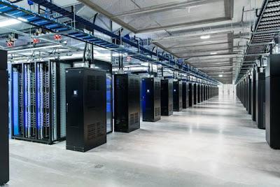 Facebook Data Center Sweden