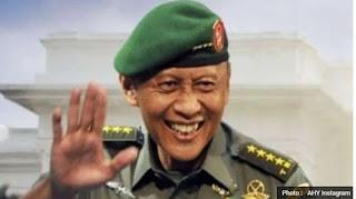 Eks KSAD Ipar SBY: TNI yang Garang di Kota, di Hutan Jadi Kucing