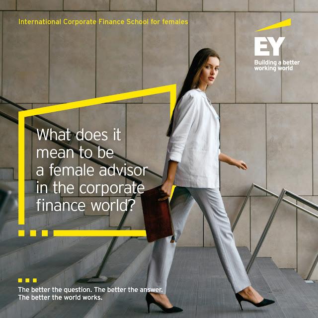 International Corporate Finance School for females