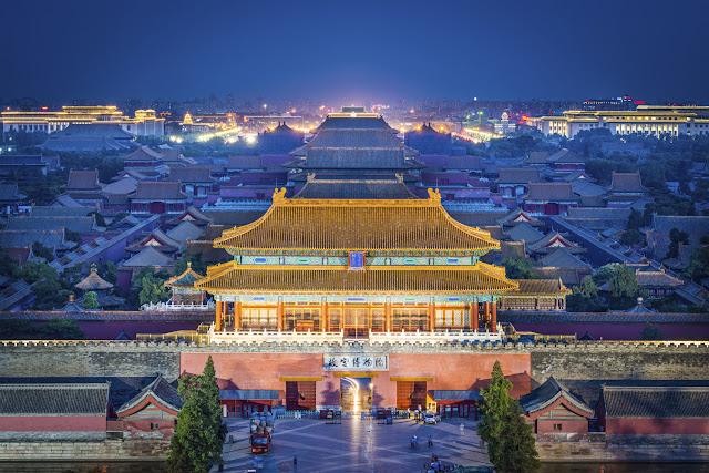 Tempat Paling Luar Biasa di Beijing