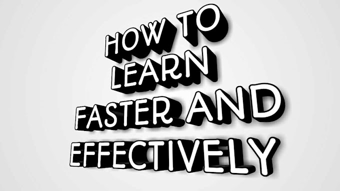 How To Study Fast And Effectively With 7 Hacks