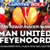 Prediksi Pertandingan - Manchester United vs Feyenoord 25 November 2016 Liga Europa