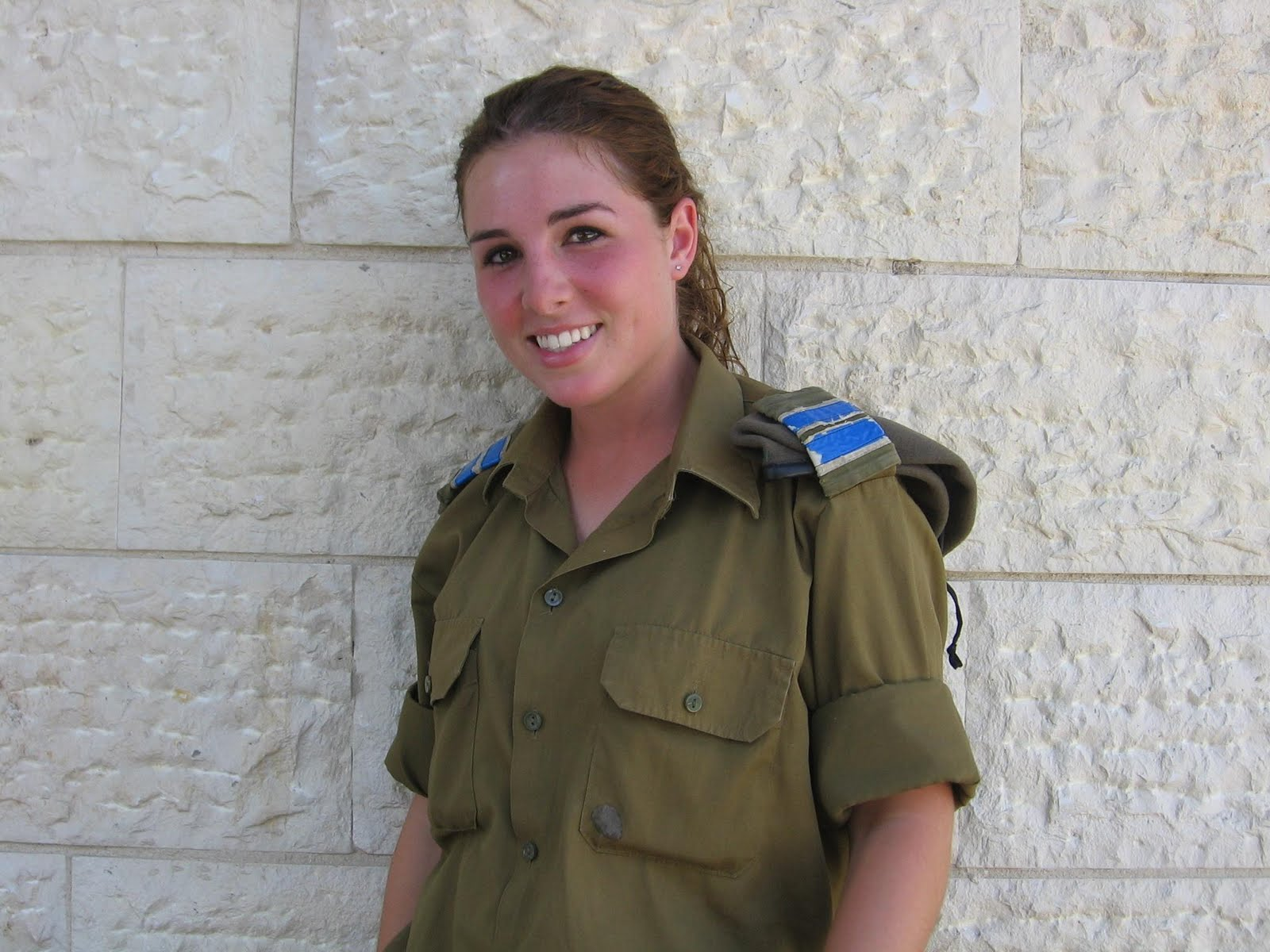 Israeli Women Army Soldiers  Women Army-9825