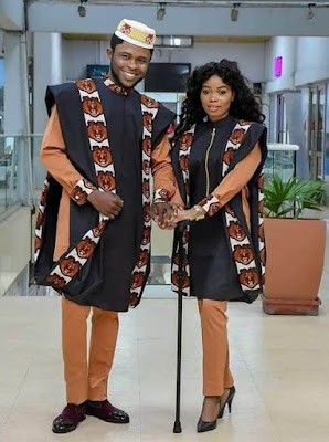 Latest Ankara Styles for Couples