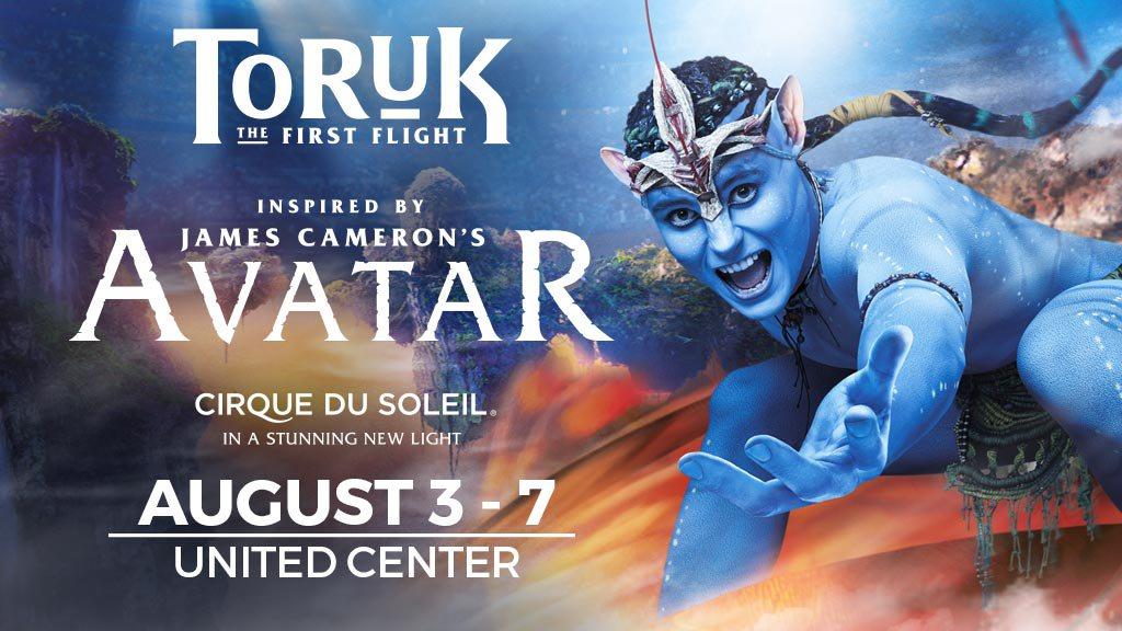 Chiil Mama Incoming Cirque Du Soleil S Toruk The First Flight