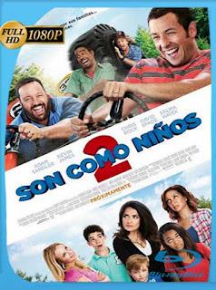 Como Si Fueran Niños 2 (2013) HD [1080p] Latino [GoogleDrive] DizonHD