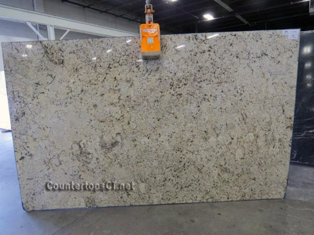 Golden beach light granite