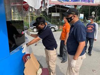 Polisi: Penembakan OTK di Pos Lantas Polsek Perbaungan Hoax