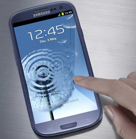drawbacks of samsung galaxy s iii