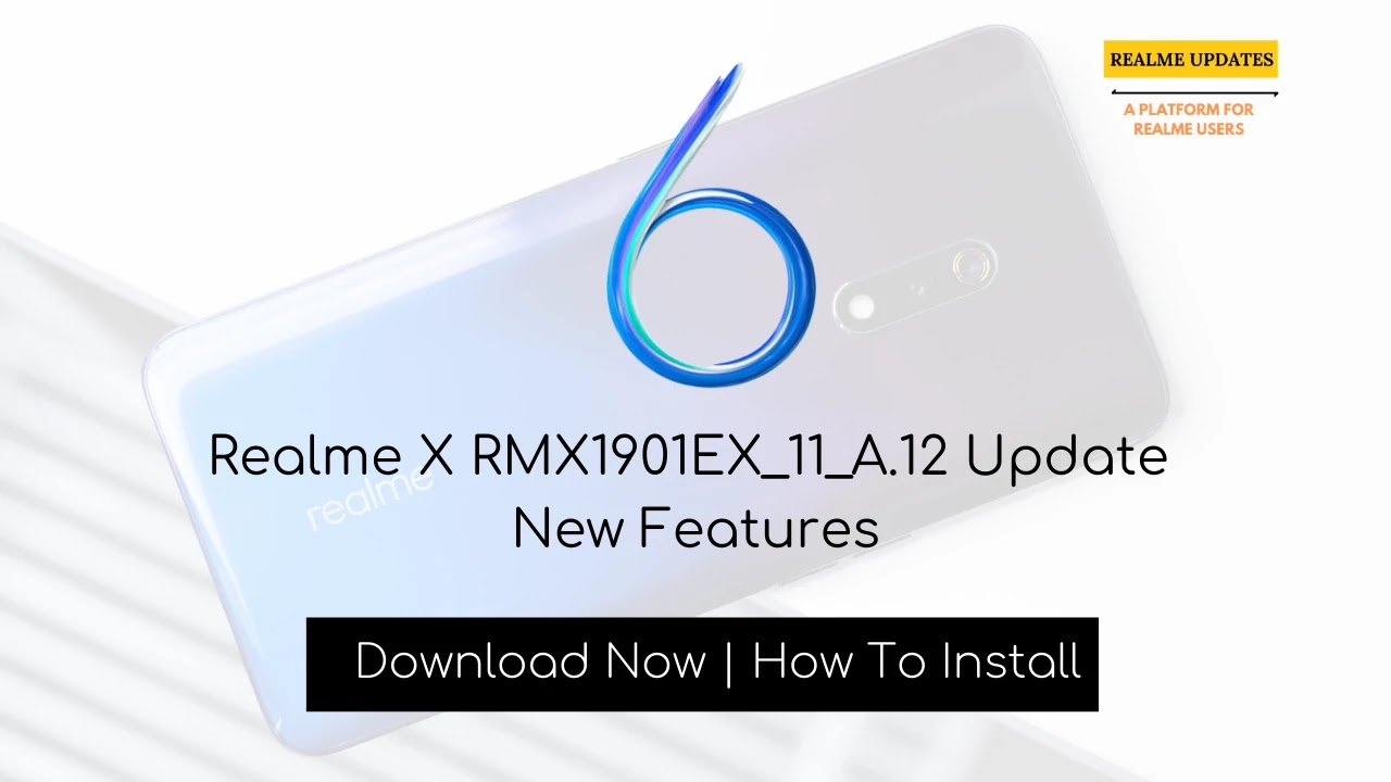 Realme X2 Pro January Update Adds WiFi Calling feature (VoWiFi) [RMX1931EX_11.A.09] - Realme Updates