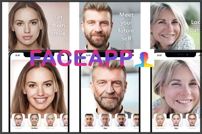How to remove FaceApp Watermark Edited Image