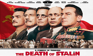 """Russia bans """"Stalin's death"""" film for ideological reasons"""