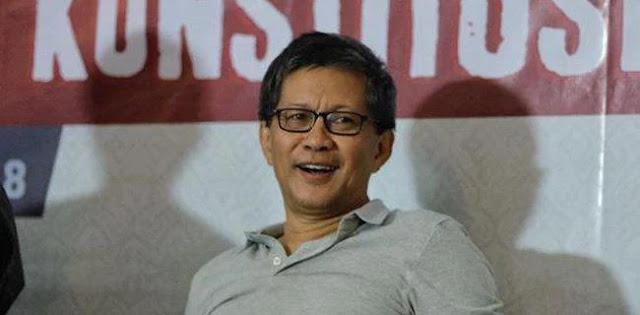 Rocky Gerung: Satu Indonesia Bully Anies, Kelihatannya Ada Yang Mengkoordinir