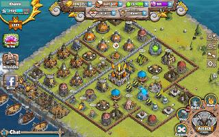Vikings Gone Wild Mod Apk v3.11 Mega Mod Terbaru
