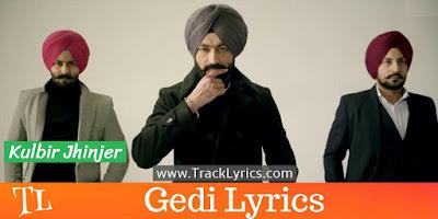 gedi-punjabi-song-lyrics