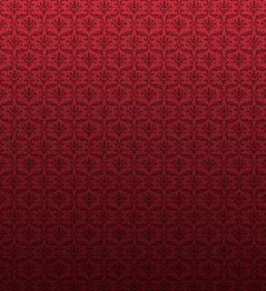 red-color-vector-damask-background