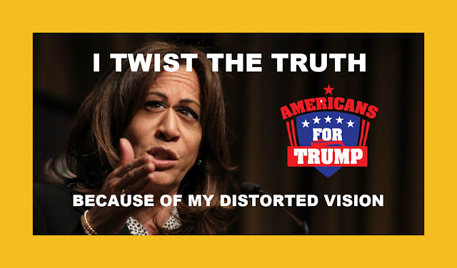 Memes: Kamala Harris I TWIST THE TRUTH