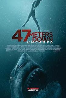 47 Meters Down: Uncaged (2019) Full Movie DVDrip Download Kickass