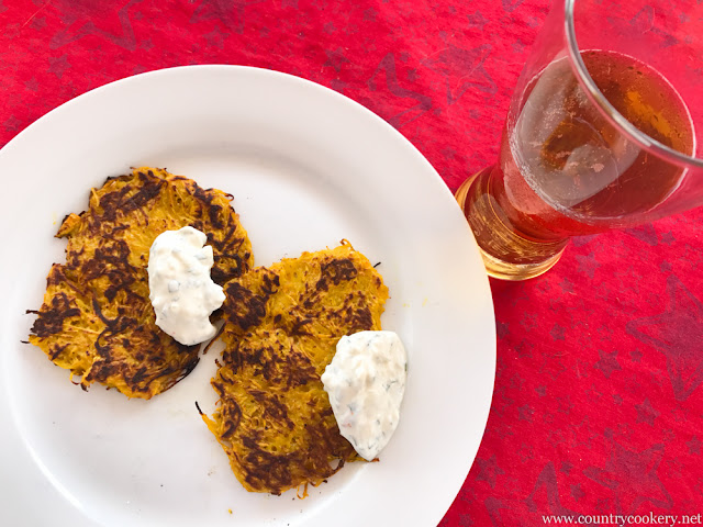 Pumpkin Fritters or Pancakes