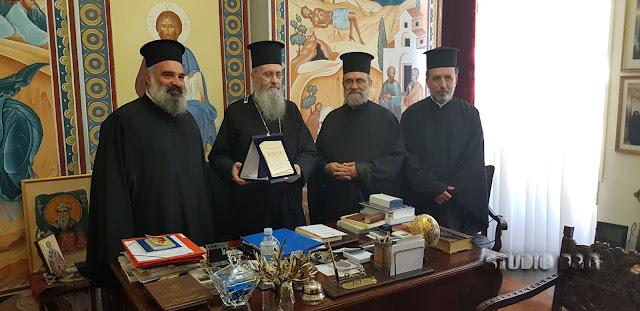 Επίτιμα μέλη του ΙΣΚΕ οι Μητροπολίτες Δημητριαδός Ιγνάτιος και Ναυπάκτου Ιερόθεος
