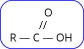 Rumus umum asam karboksilat