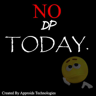 No DP Images for Whatsapp & Fb