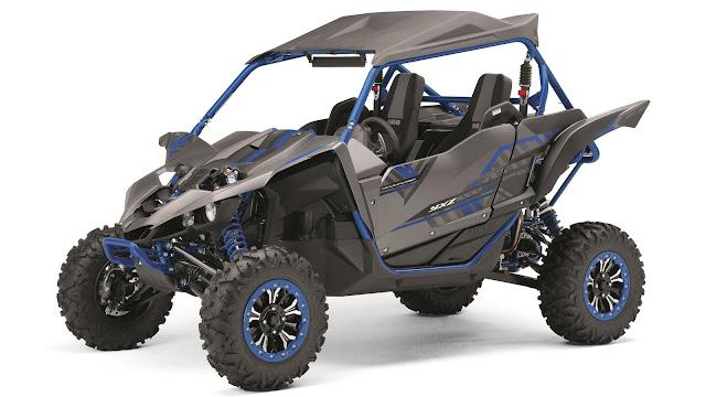 Yamaha Motor lanzó al mercado local los Side by Side