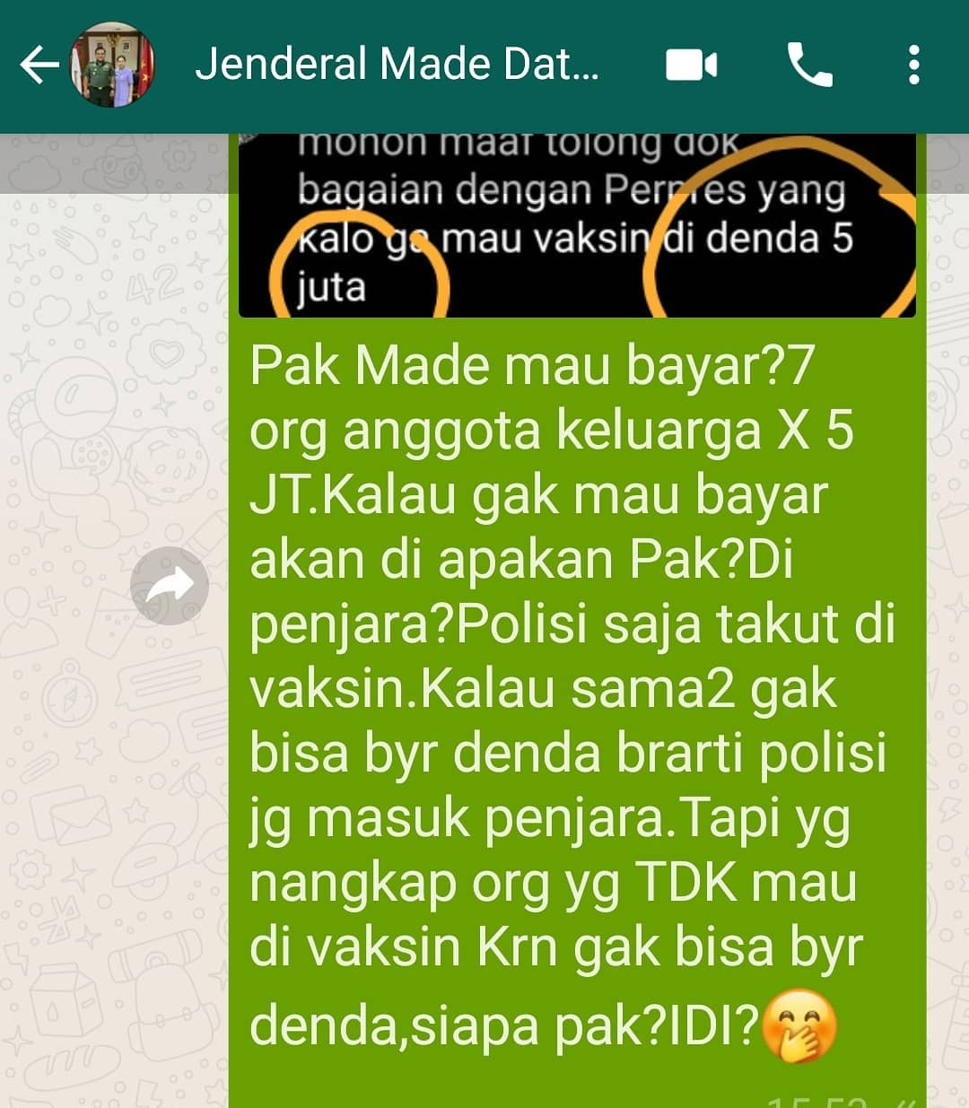 Mengejutkan! Ini Sosok Jenderal TNI Made Datrawan yang Sering Disebut-sebut dr Lois Owien