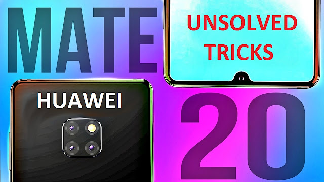 New Huawei Mate 20 Review Specification And Price 2019 Cover Photo