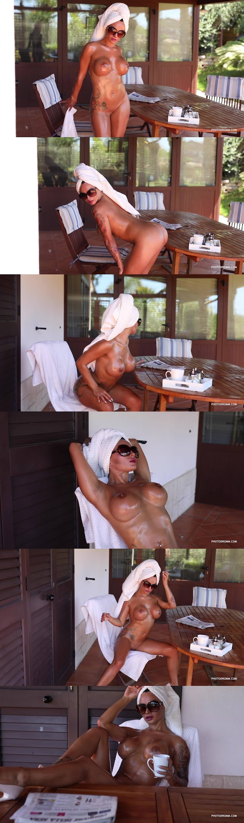 [PhotoDromm] Trudy - Breakfast Club sexy girls image jav