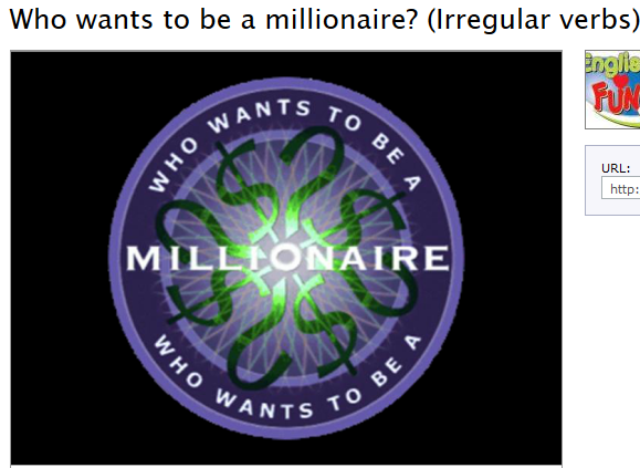 http://www.slideboom.com/presentations/338003/Who-wants-to-be-a-millionaire%3F-%28Irregular-verbs%29