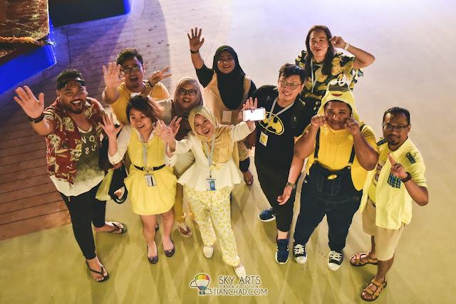 Star cruises Superstar Libra 丽星邮轮 天秤号 3D2N 槟城 普吉岛 Penang Phuket starcruises libra Farewell Party Dinner Night