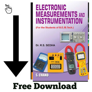 Free Download PDF Of Electronics Measurements And Instrumentation