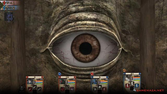 Haunted Dungeons Hyakki Castle v2.0.0 Gameplay Screenhot 1