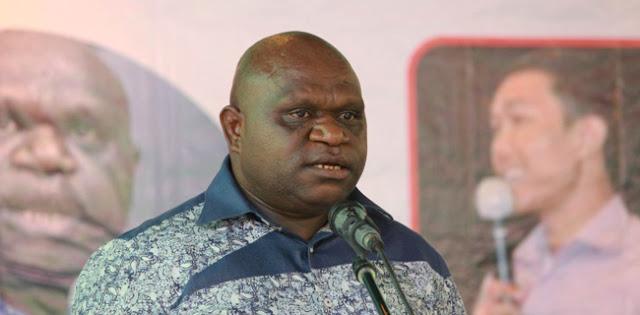 Natalius Pigai: Surya Paloh Jangan Bermain Api Di Pilkada Papua