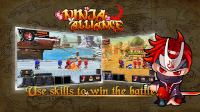 Ninja Alliance Apk Mod Hack