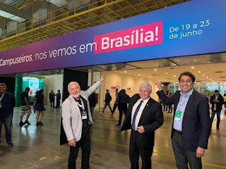 A próxima Campus Party acontece em Brasília