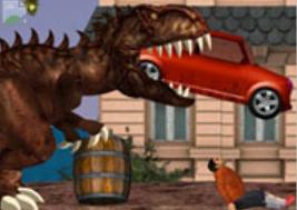 dinozor istilası oyunu